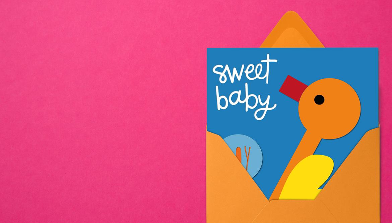 Mela Annurca - Storie di carta Nascita - Primo compleanno