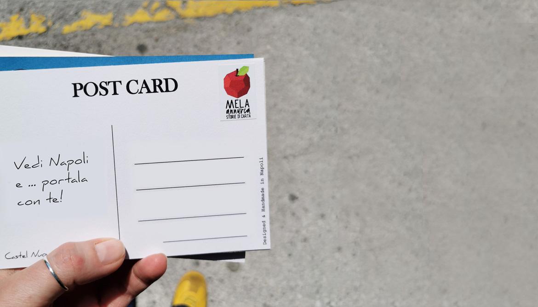 Mela Annurca - Storie di carta Cartoline