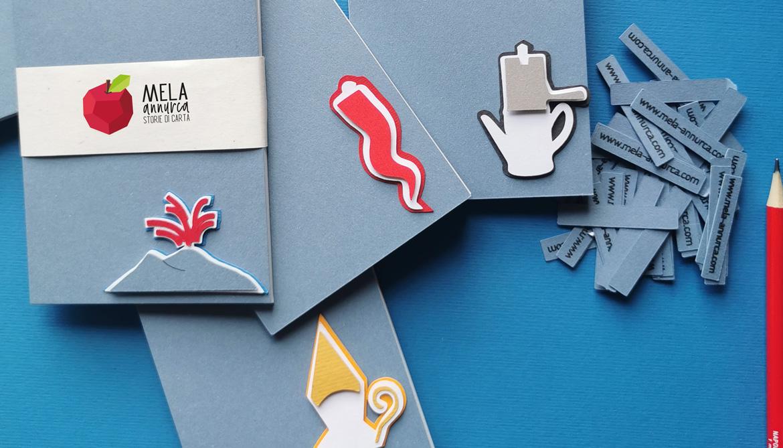 Mela Annurca - Storie di carta Da taschino