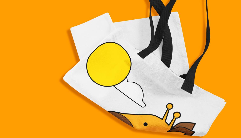 Mela Annurca - Storie di carta Tote bag