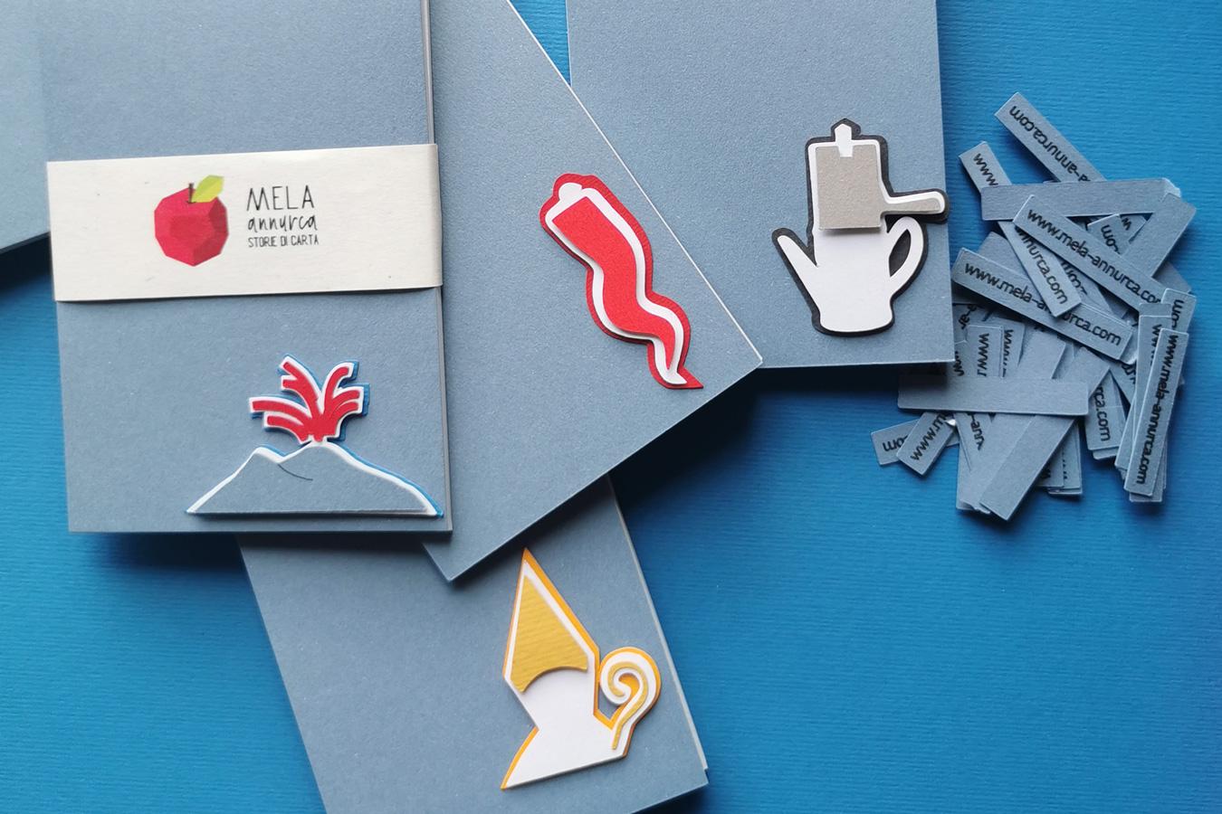 Mela Annurca - Storie di carta mini notes