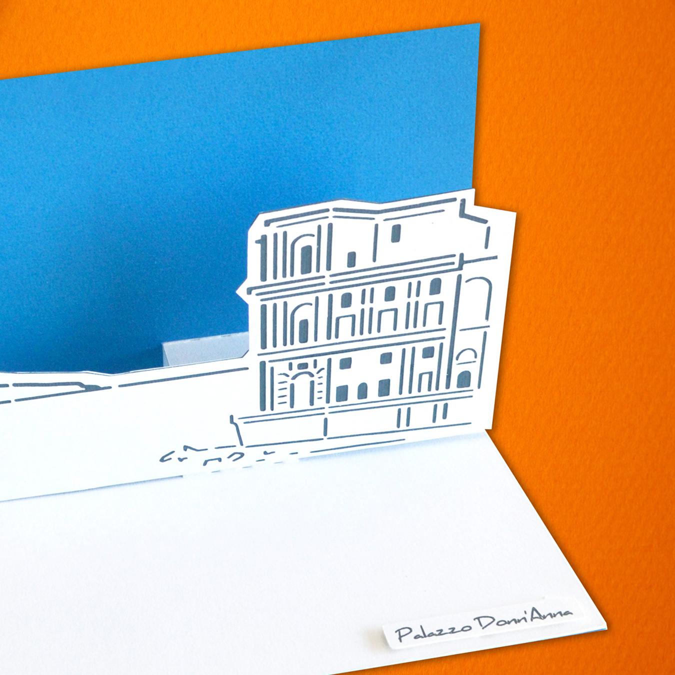 Mela Annurca - Storie di carta Napoli in tasca