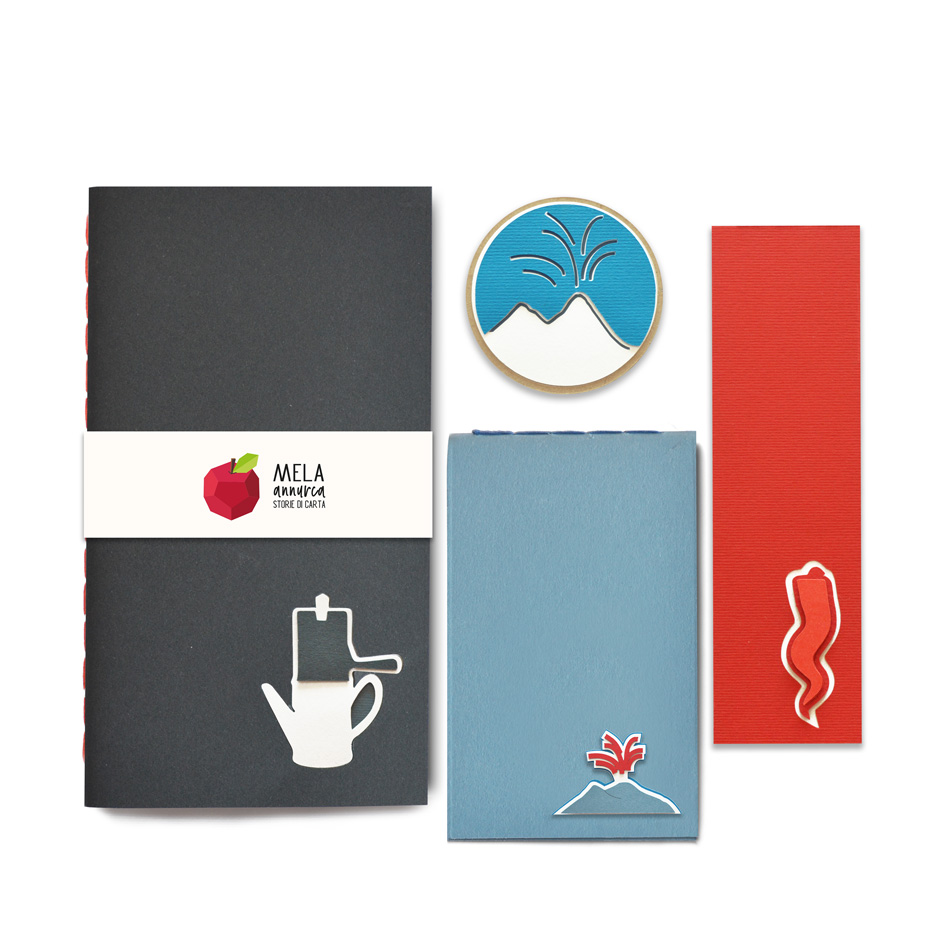 Stationery made in Napoli