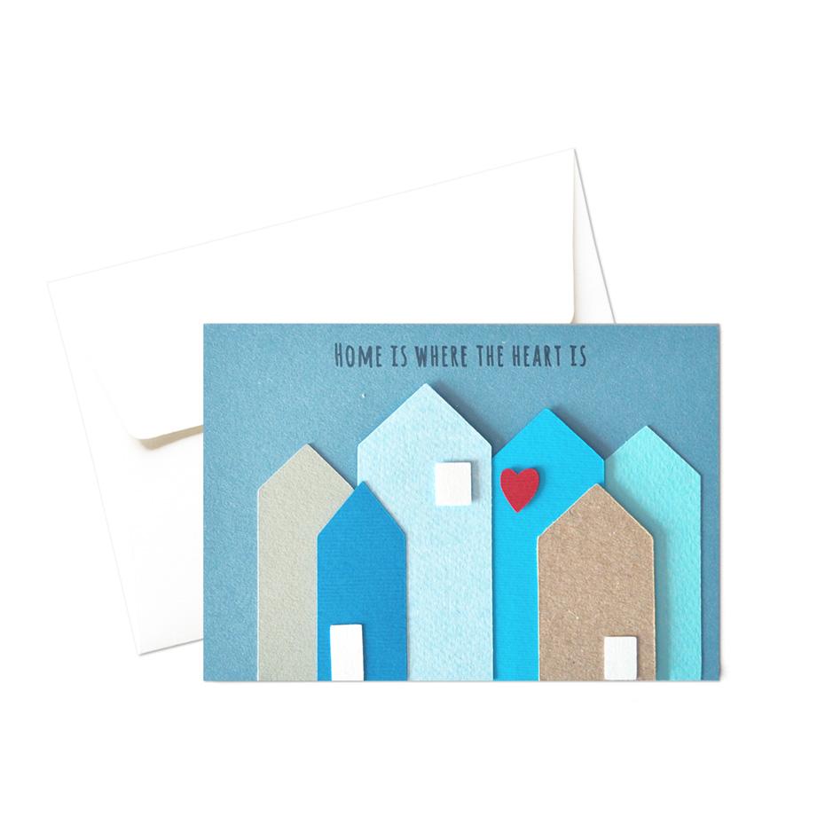 Biglietto - Home is where the heart is