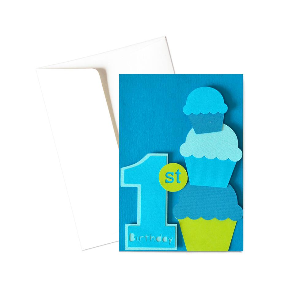 Biglietto - Il mio primo compleanno - bambino