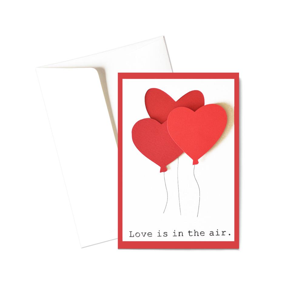 Biglietto - Love is in the air