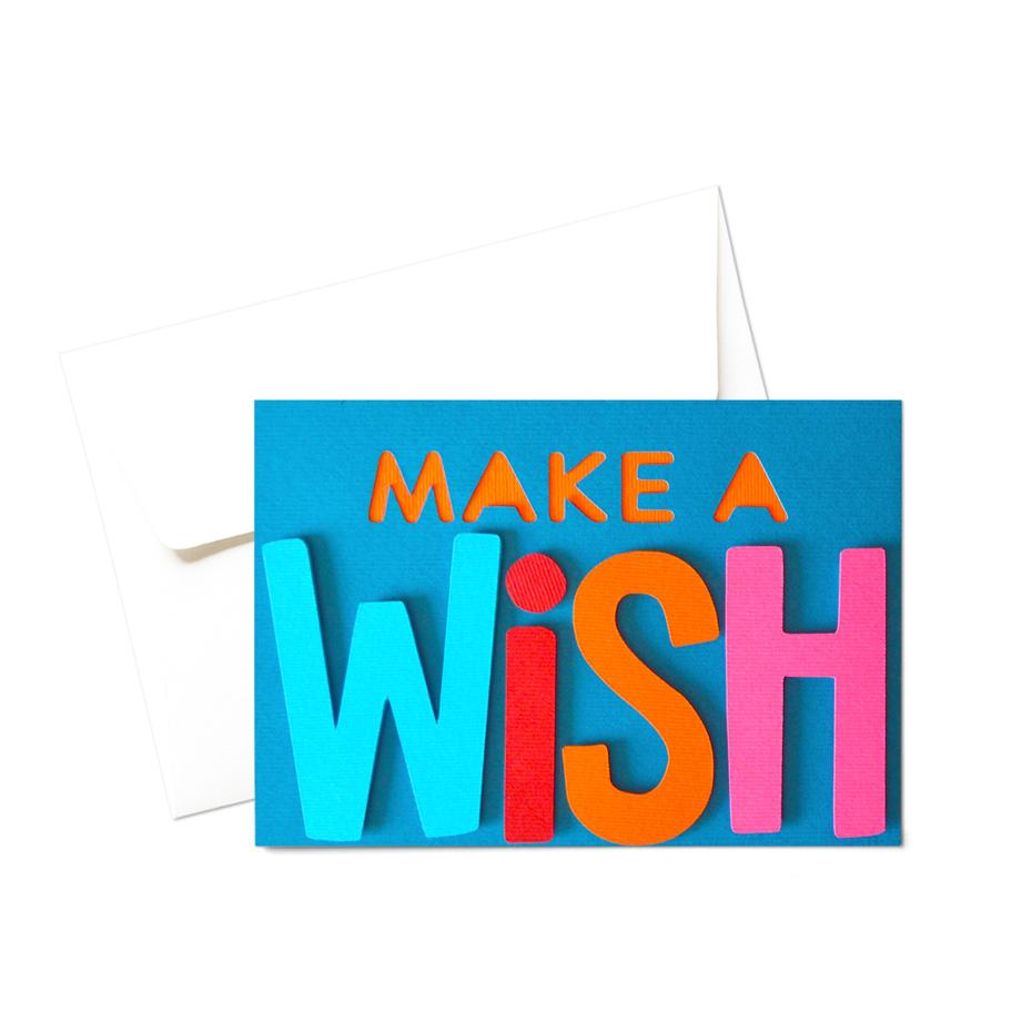 Biglietto - Make a wish