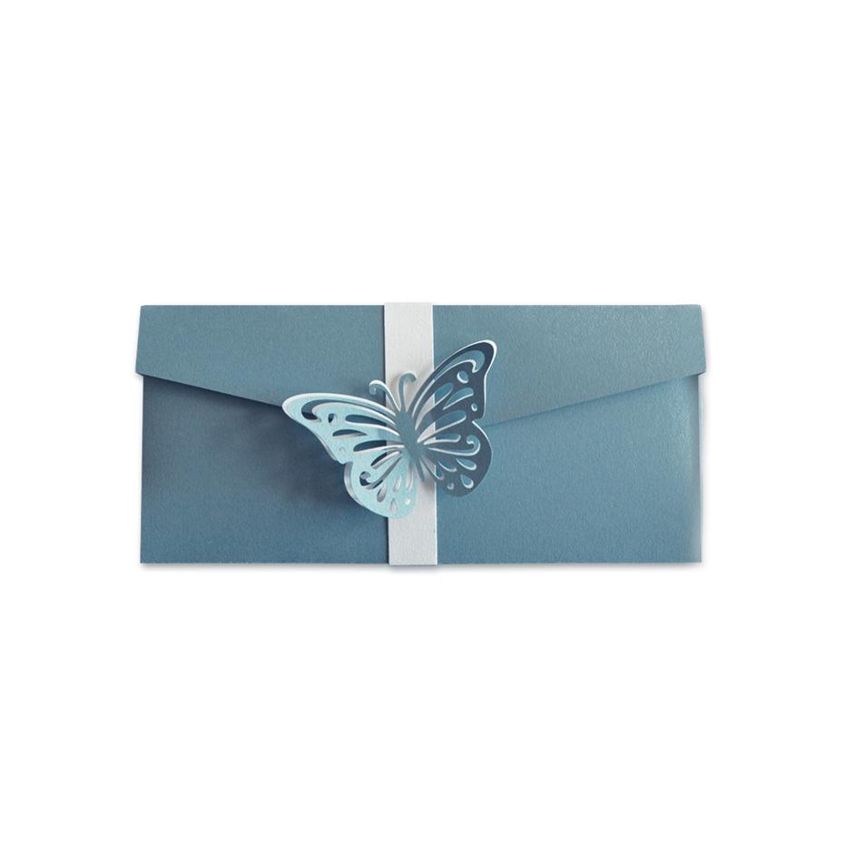 Portasoldi - Pocketfold farfalle