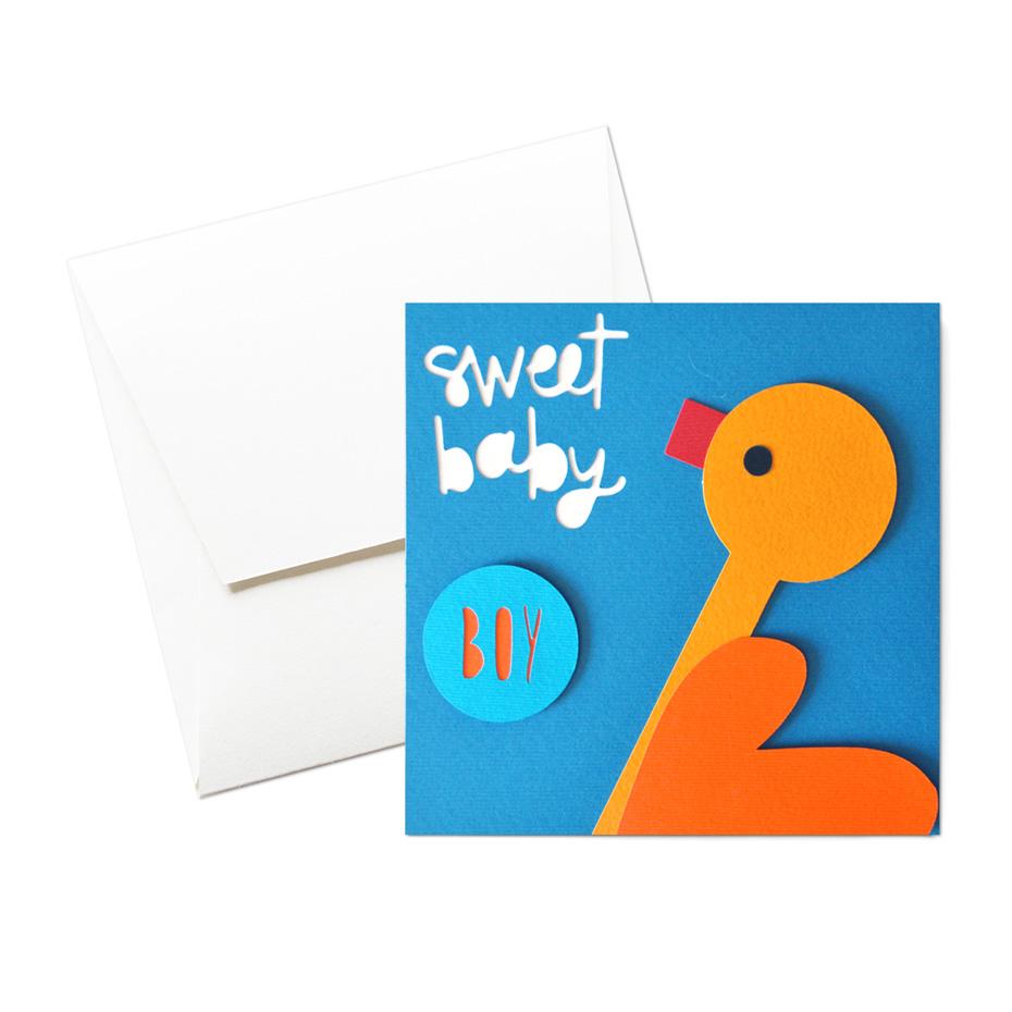 Biglietto - Sweet baby boy